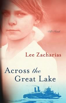 Book cover for Across the Great Lake